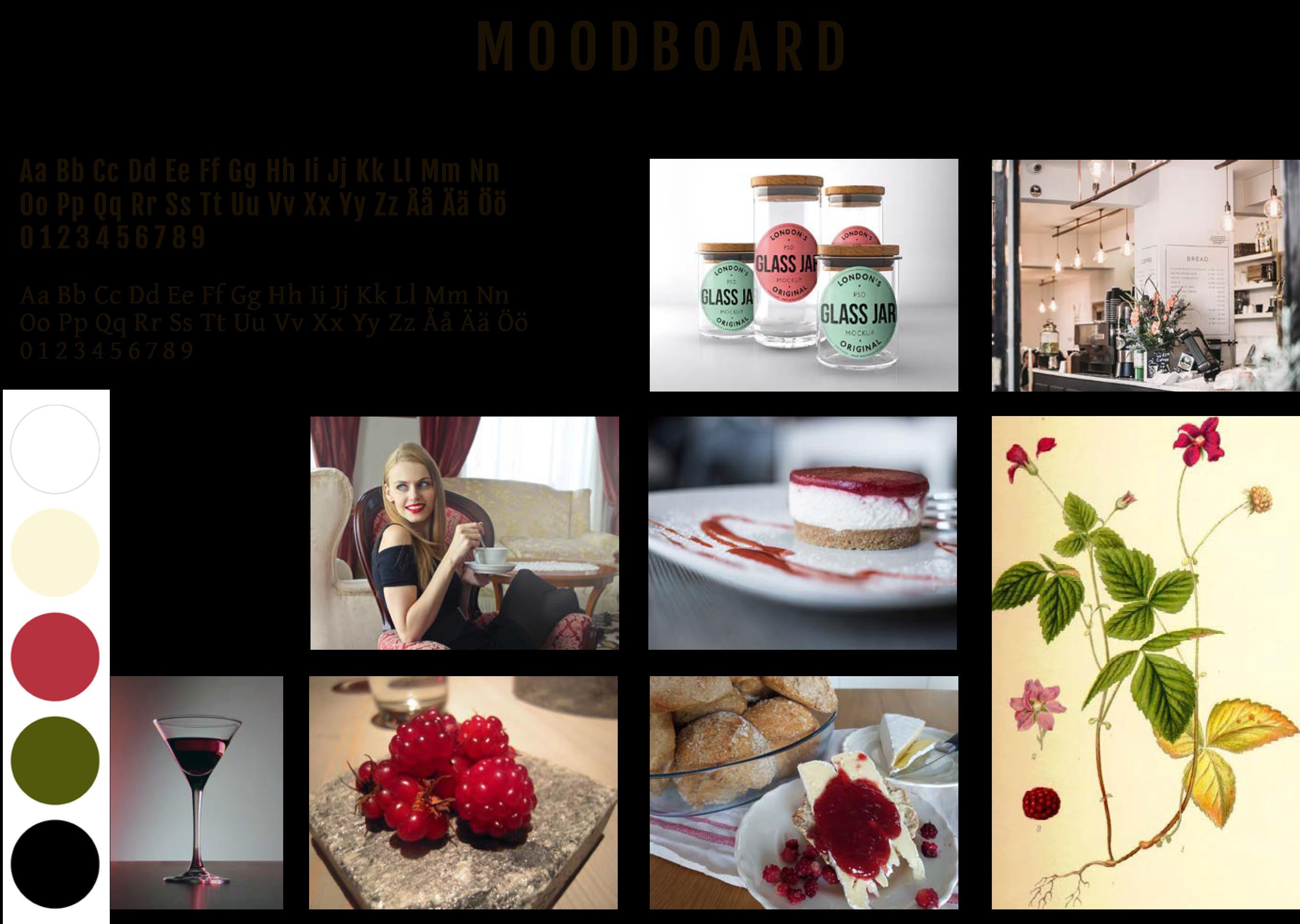 Moodboard Slutuppgift GD17-Susanne_Fahlen_Hornberg