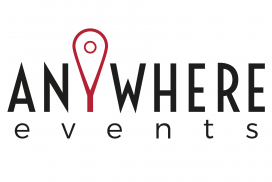 Logotyp Anywhere Events