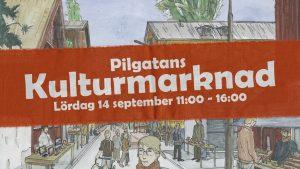 Pilgatans kulturmarknad 2019